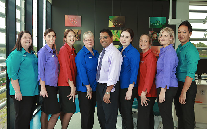 metha orthodontics team